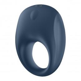 Эрекционное кольцо Satisfyer Strong One с возможностью управления через приложение