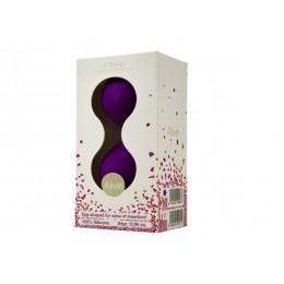 Фиолетовые вагинальные шарики U-tone